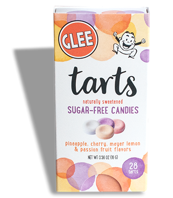Glee Tarts single box