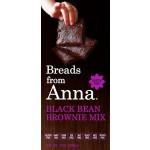 Breads From Anna Gluten Free Black Bean Brownie Mix, 14 Oz (6 Pack)