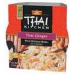 Thai Ginger Rice Gluten Free Noodle Soup Bowl, 2.4 Oz [Case of 6]
