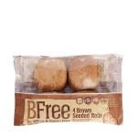 BFree Gluten Free Seeded Brown Rolls, 8.47 Oz [3 Pack]