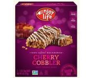 Enjoy Life GF Decadent Bars, Cherry Cobbler (6 Pack)