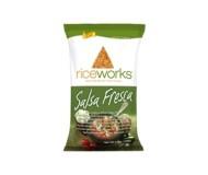 Rice Works Crisps, Salsa Fresca, 2 Oz.