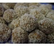 Carob Coconut Balls