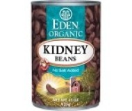 Eden Organic Kidney Beans (Dark Red)