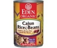 Eden Organic Cajun Rice & Small Red Beans