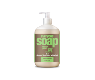 Everyone 3-in-1 Soap, Mint & Coconut, 16 oz Bottle