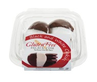 GlutenFreePalace.com Mini Pack Cookies, Black & White Cookies (2 Pack)