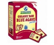 Wholesome Sweeteners, Raw Blue Agave Sugar Packet
