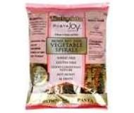 Tinkyada Gluten Free Brown Rice Pasta, Vegetable Spirals [Case of 6]