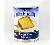 Yehuda Gluten Free Matzo Cake Meal  [2 Pack]