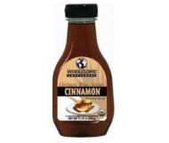 Wholesome Sweeteners, Organic Cinnamon Syrup