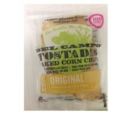 Del Campo Corn Tostadas, Original, 1.1 Oz (50 Bags Per Case)