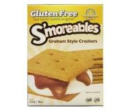 Kinnikinnick Gluten Free S'moreable Graham Crackers (Case of 6)