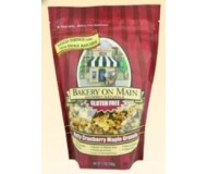 Bakery On Main, Gluten Free Nutty Cranberry Maple Granola [6 Pack]