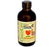 Childlife Liquid Vitamin C, Orange