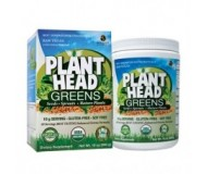 Genceutic Naturals Plant Head Organic Greens Mix, 10 oz