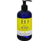 EO® Botanical Liquid Hand Soap, Lemon and Eucalyptus - 12 Ounces