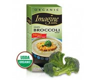 Imagine Organic Creamy Broccoli Soup, Light Sodium