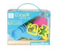 The Little Cook, Pastel Cookie Baking Kit