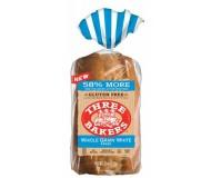Three Bakers Gluten Free Whole Grain White Bread