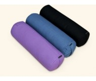 Wai Lana, Cylindrical Yoga Bolster, Black