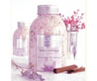 Wai Lana Yogaroma, Mineral Bath Salt, Lavender & Sandalwood