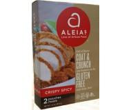Aleia's Gluten Free Coat & Crunch, Crispy Spicy 4.5 Oz Box
