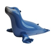Jet Creations Inflatable Aquatic Animals, Seal, 20 Inches Long