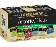 Bigelow Tea, Assorterd Teas, Decaf, 6 Flavors
