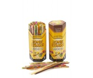 Honey Acres Honey Straws, Assorted Flavors, 100 Straws
