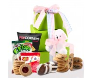 It's A Girl! Gluten Free Gift Tower