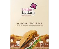 Better Batter Seasoned Flour Mix, 20 Oz [6 Pack]