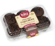 Katz Gluten Free Chocolate Cupcakes