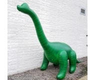 Jet Creations Inflatable XL Prehistoric Dinosaurs, Brachiosaurus, 144 Inches Tall [Pack of 4]