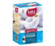 Katz Gluten Free Powdered Donuts [Case of 6]