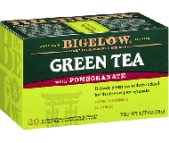Bigelow Tea, Green Tea With Pomegranate