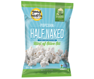 Good Health Gluten Free Popcorn, Half Naked with a Hint of Olive Oil, 4 ounce bag (Pack of 9)
