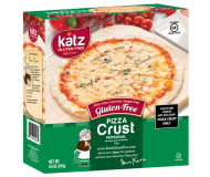 Katz Gluten Free Pizza Crusts [Case of 6]