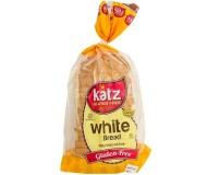 Katz Gluten Free White Bread - Case of 6