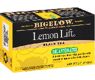 Bigelow Tea, Lemon Lift, Decaf