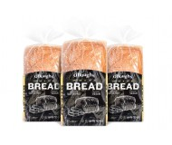 O'Dough Gluten Free White Bread Loaf, 24.7 Ounce [6 Packs]