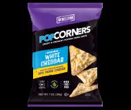 Popcorners, White Cheddar, Large