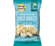 Good Health Gluten Free Organic Popcorn with a Hint of Sea Salt, 3.75 ounce (Pack of 12)