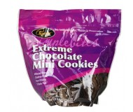 Pamela's Gluten Free SimpleBites, Extreme Chocolate Mini Cookies, 7 Oz [Case of 6]