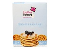 Better Batter Gluten Free Pancake & Biscuit Mix, 20 Oz [2 Pack]