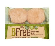 BFree Gluten Free Soft White Rolls, 8.47 Oz [3 Pack]