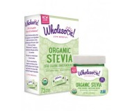 Wholesome Sweeteners, Organic Stevia