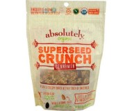 Absolutely Gluten Free Superseed Crunch: Cinnamon, 4.5 ounce (Pack of 6 )
