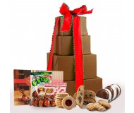 Sweet & Merry Holiday Deluxe Gift Tower - Super Size