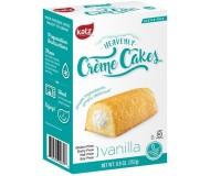 vanilla creme cakes